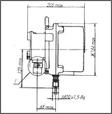 Манометр электроконтактный дм 0 1